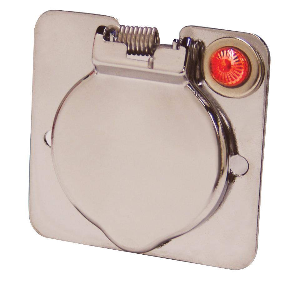 engine block heater accessories, indicator lights