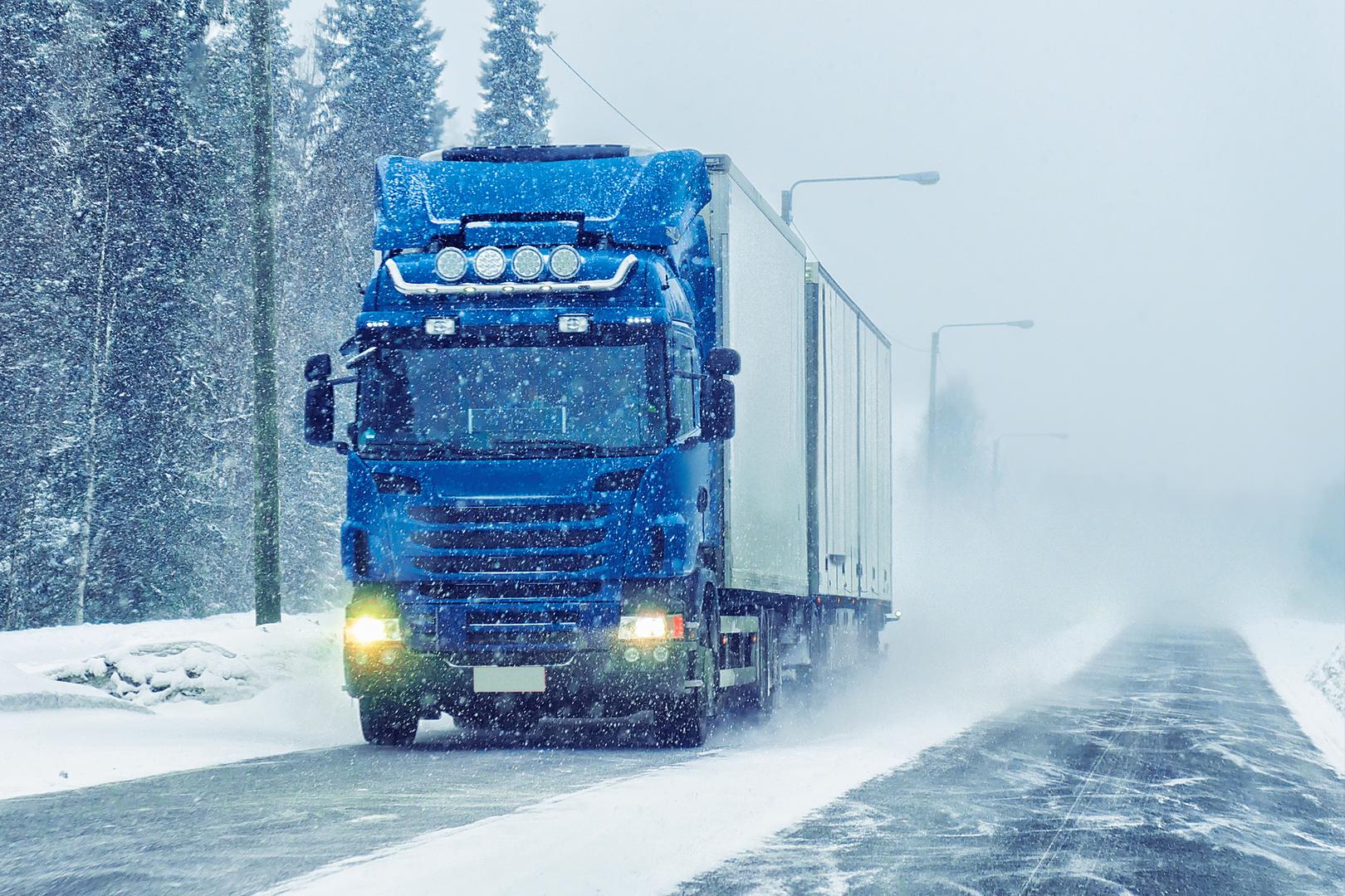 Camions de moyen et gros tonnage